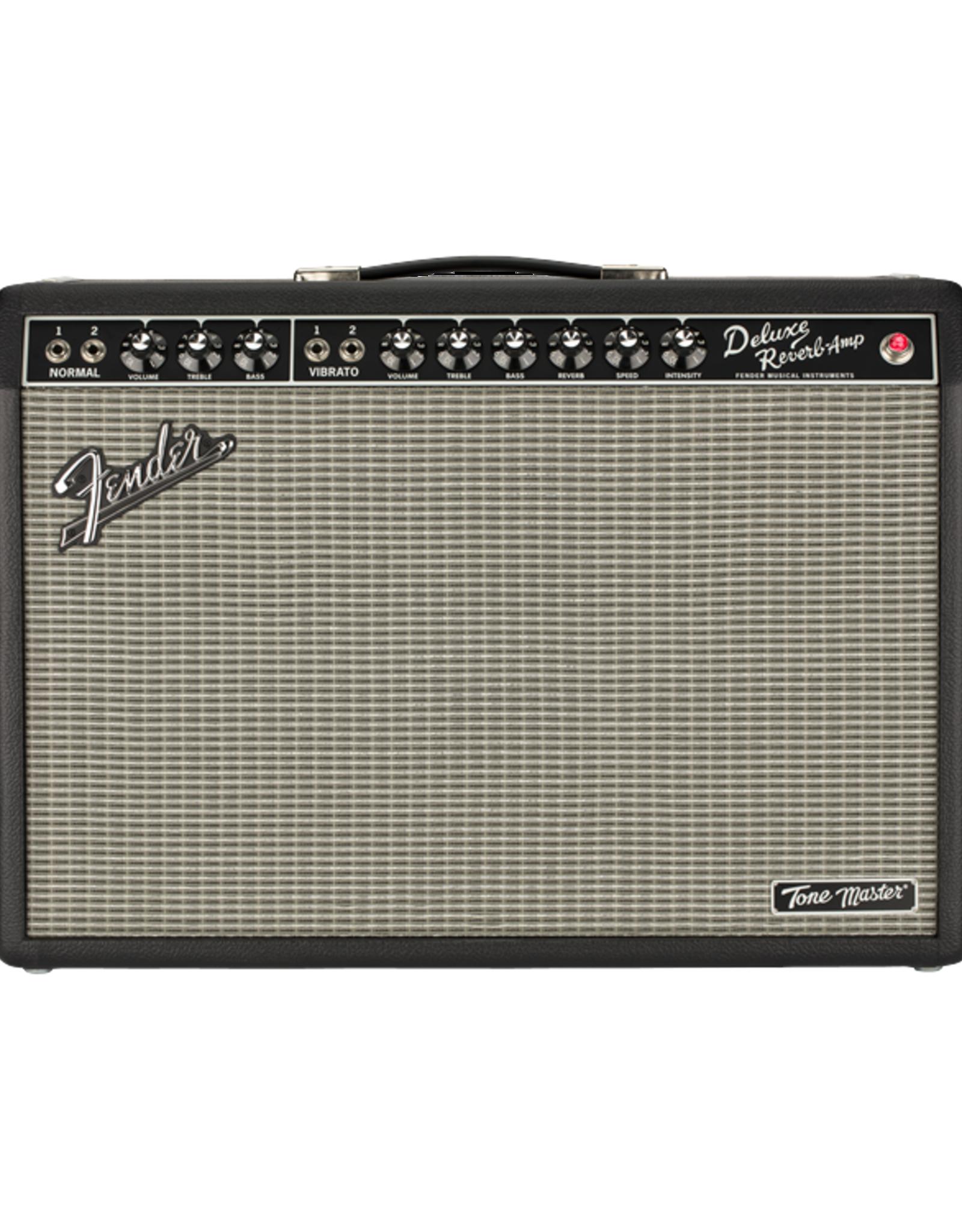 Fender Fender Tone Master Deluxe Reverb Amp, 120V