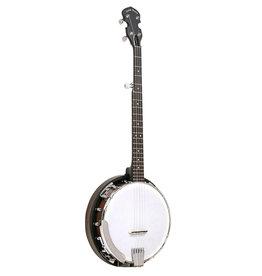 Gold Tone Gold Tone CC-50RP: Cripple Creek Resonator Banjo w/Planetary Tuners & Gig Bag