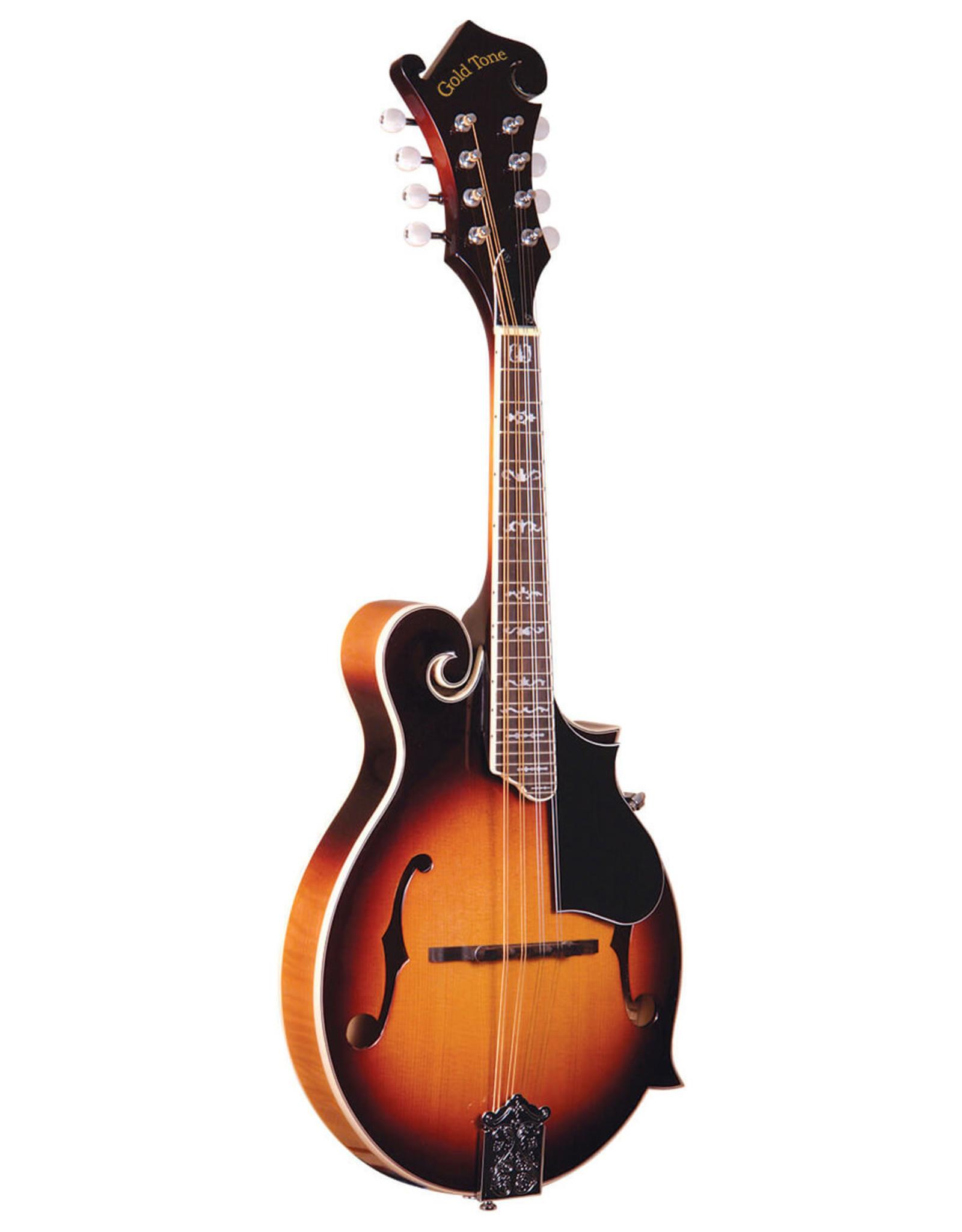 Gold Tone Gold Tone GM-35: F-Style Mandolin w/Case