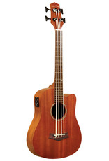 Gold Tone Gold Tone M-Bass 23-Inch Scale Acoustic-Electric MicroBass w/Gig Bag