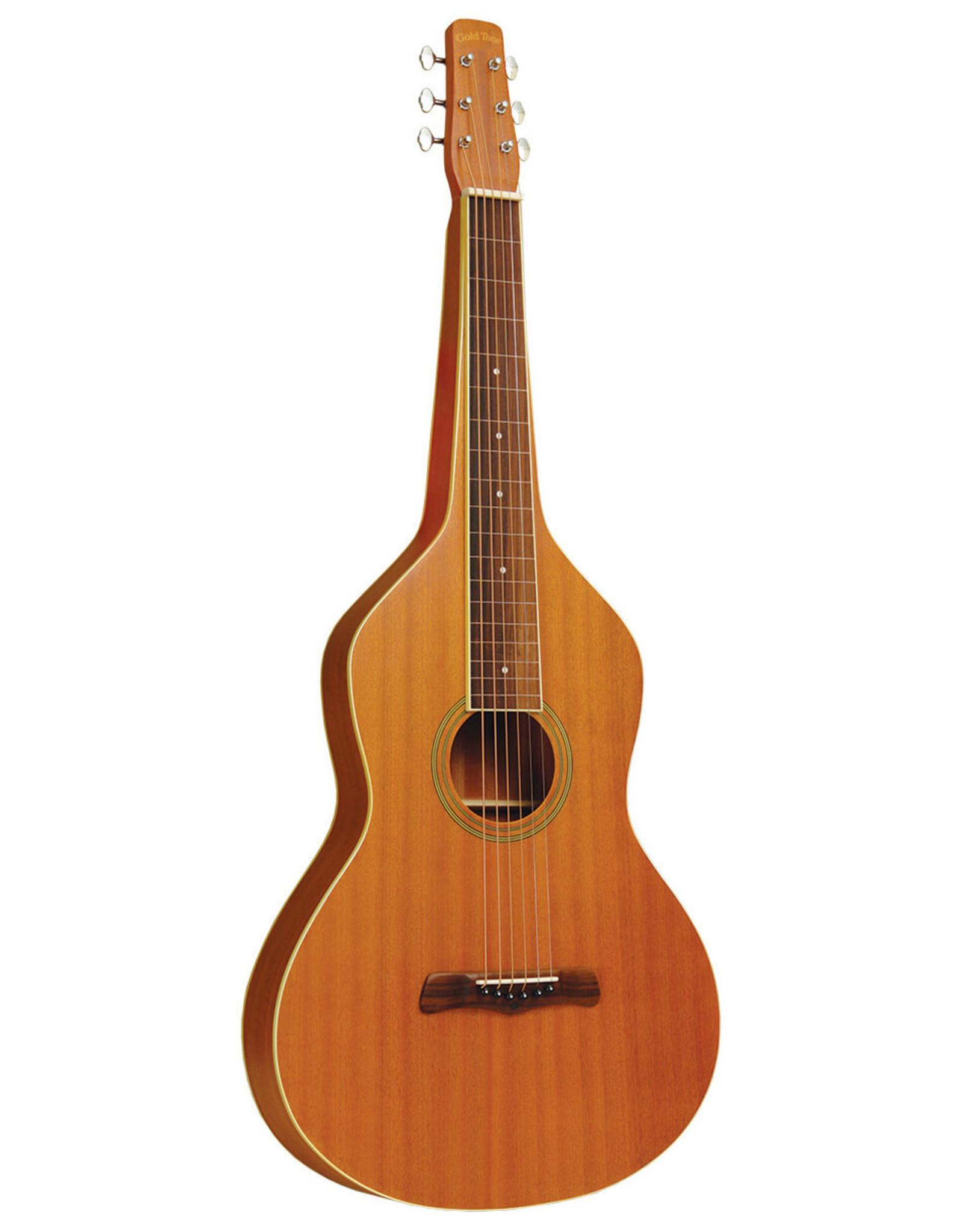Gold Tone Gold Tone GT-Weissenborn: Hawaiian-Style Slide Guitar w/Gig Bag