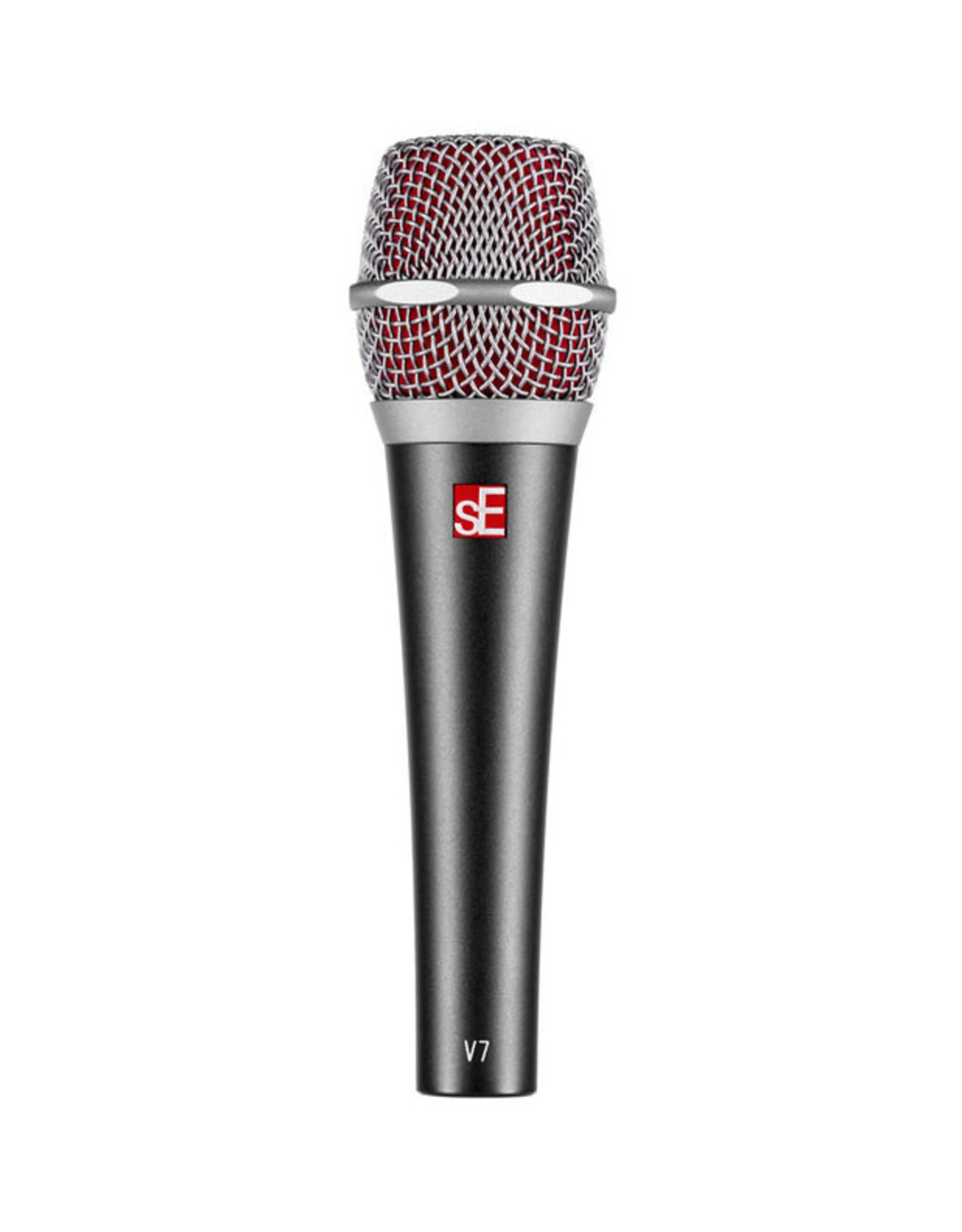 sE sE Electronics V7 Supercardioid Dynamic Handheld Vocal Microphone