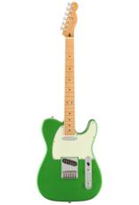 Fender Fender Player Plus Telecaster, Maple Fingerboard, Cosmic Jade, w/ Gig Bag