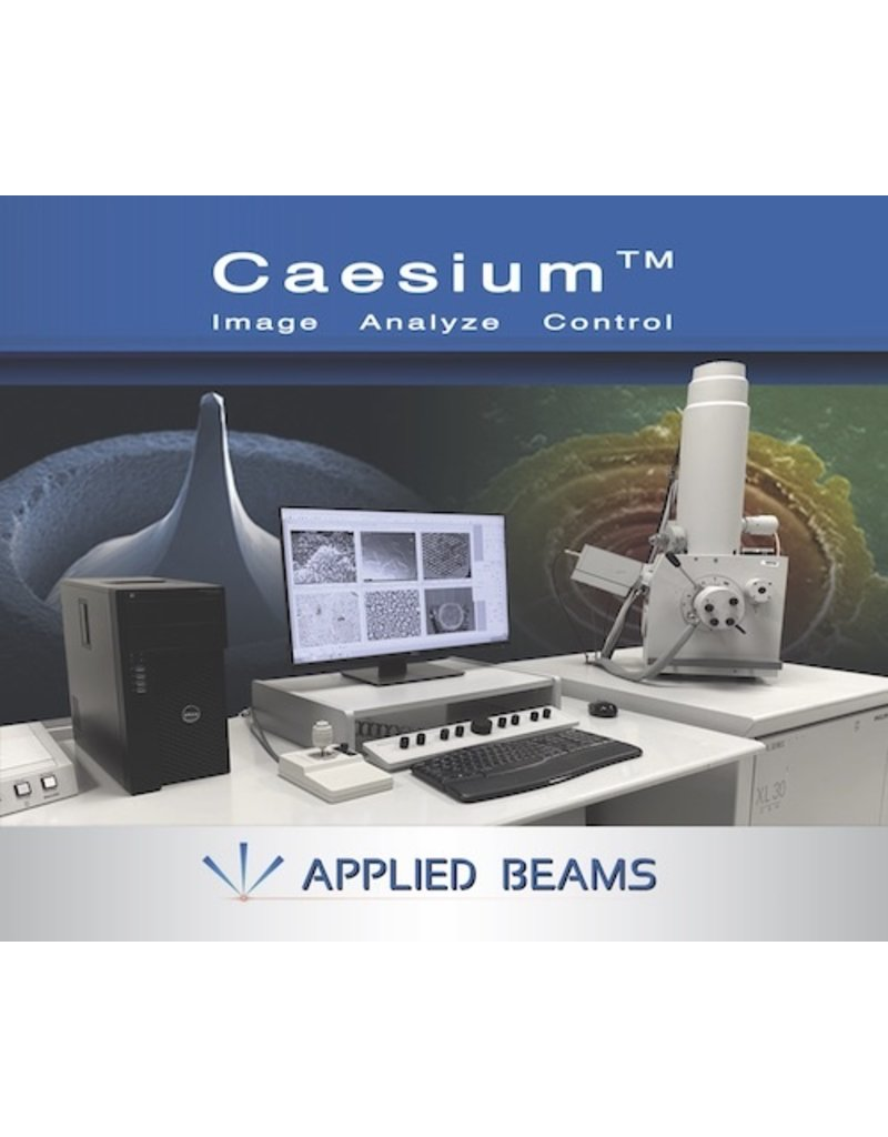 Caesium Control System Upgrade for Camscan and XL-series SEMs