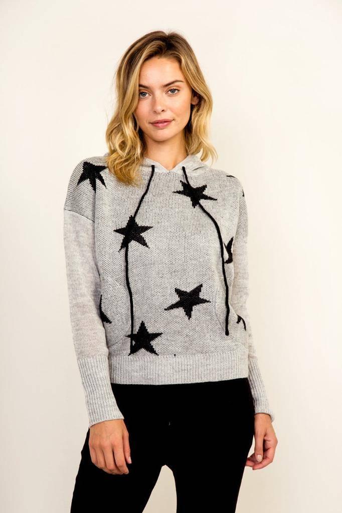 sweaters Star Hoodie Sweater