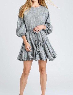 dresses Midi length flowy dress