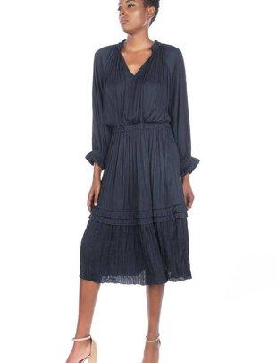 dresses Lindsey Long Sleeve Maxi Dress