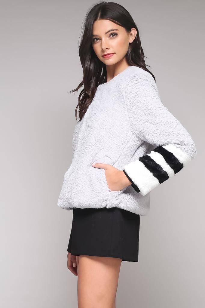 jackets Angeline Fur Coat