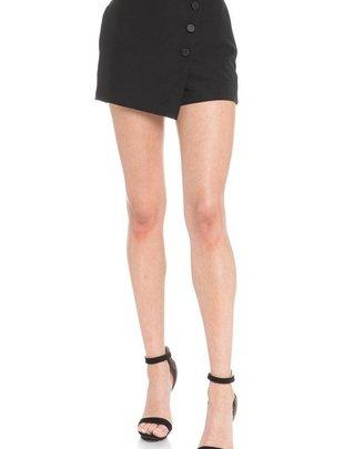 Skirt Anastasia Button Skort