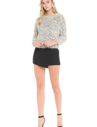 sweaters Vina Speckled Lurex Sweater