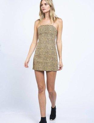 dresses Vivienne Leopard Mini Dress