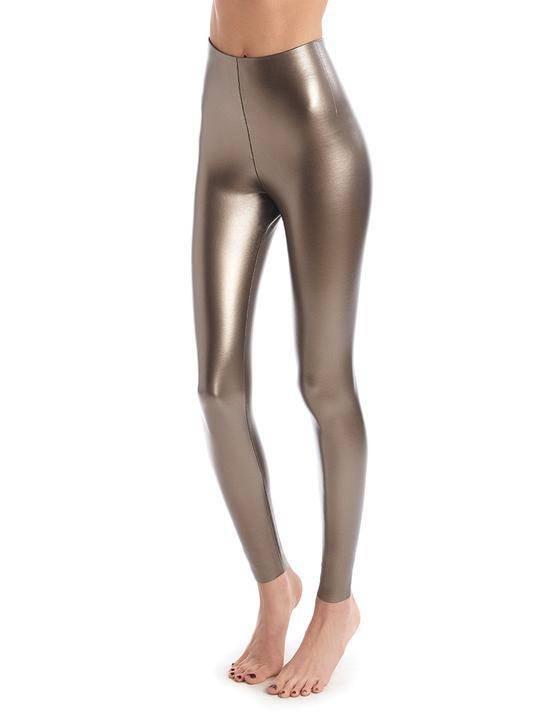 Bottoms Perfect Control Faux Leather Legging