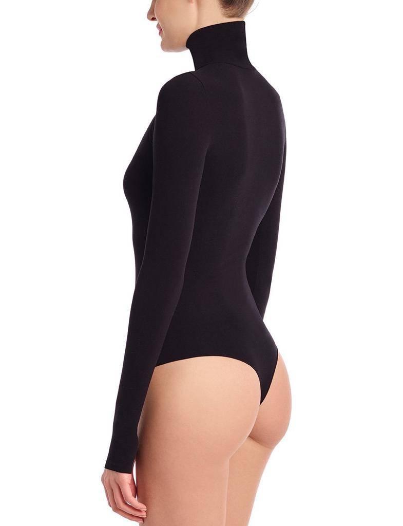 tops Ballet Turtleneck Bodysuit