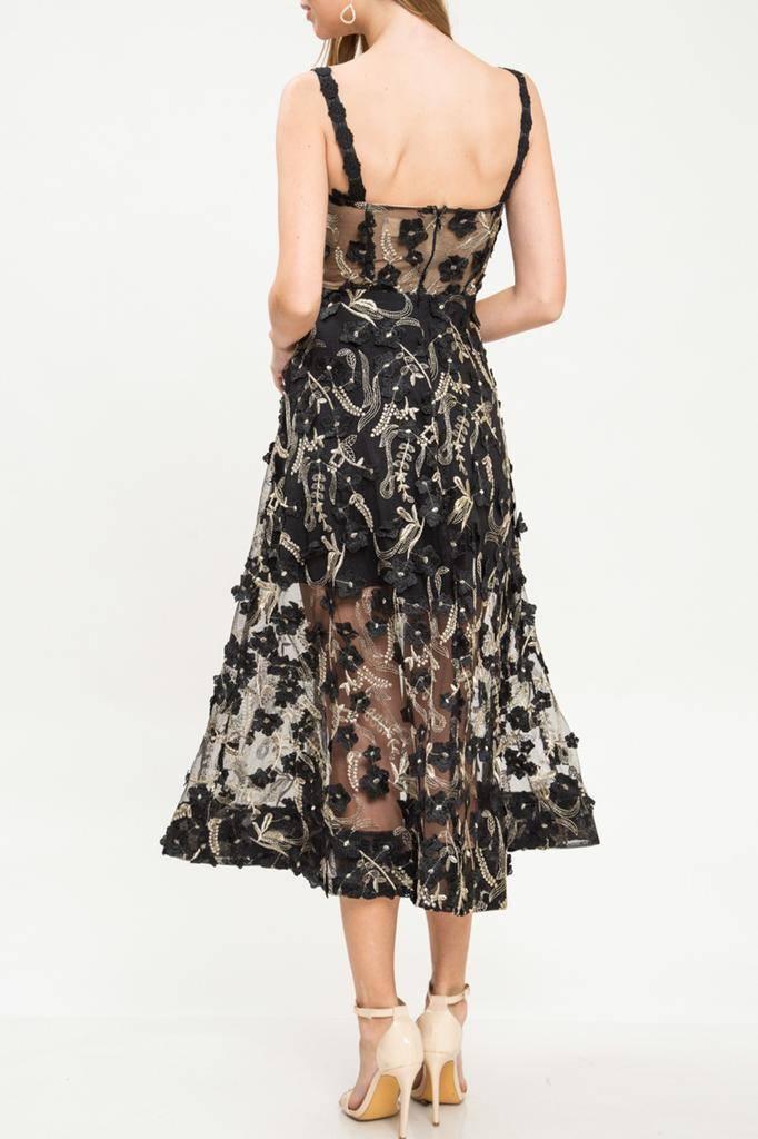 dresses Magnolia Long Dress