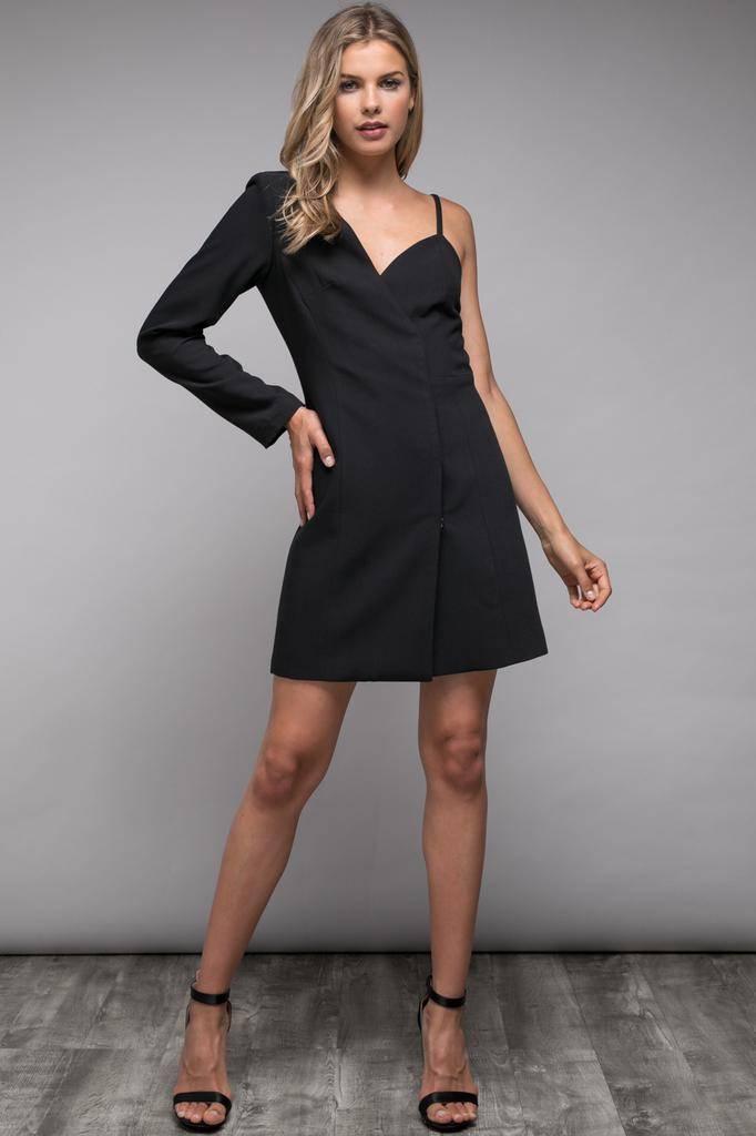 dresses Tiffany One Shoulder Dress