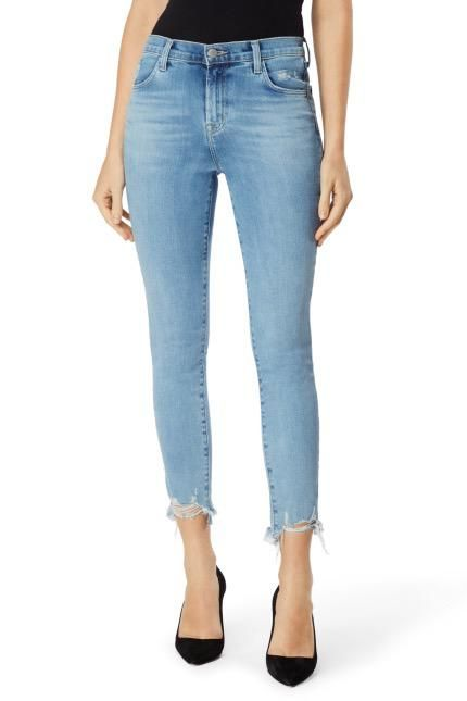 Jeans Alana High-Rise Cropped Super Skinny