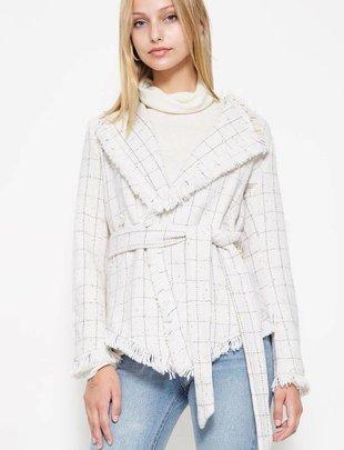 jackets Cynthia Tie Waist Jacket