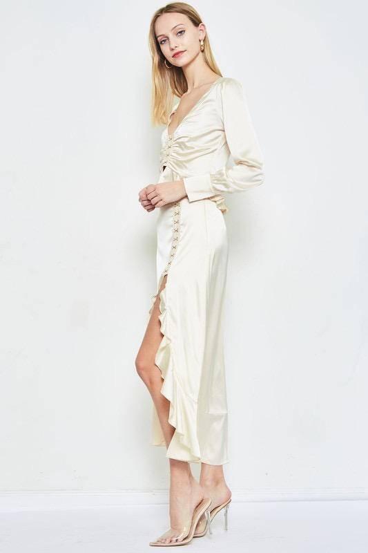 Skirt Gema Midi Skirt