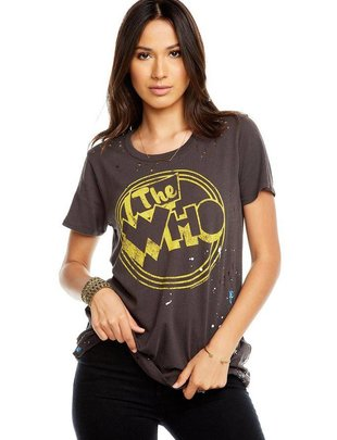 Shirt The Who Vintage T- Shirt