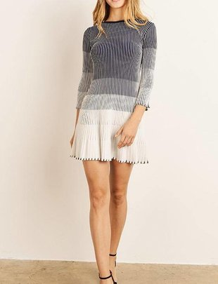 dresses Samantha L/s Knit Dress