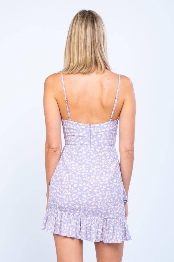 dresses Veronique Front Tie Mini Dress