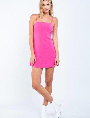 dresses Lisette Double Back Mini Dress