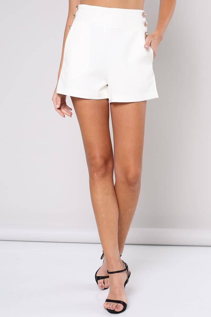 shorts Elina Basic Short Pants