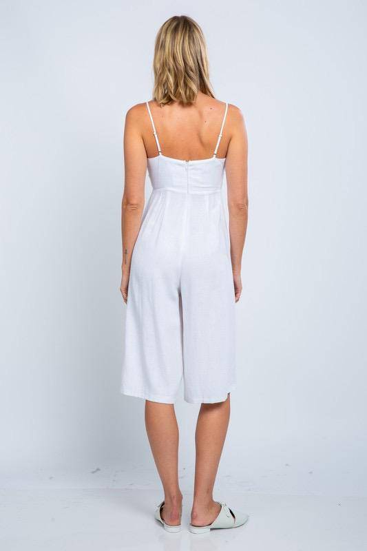 Jumpsuits Taverna Crop Jumpsuit