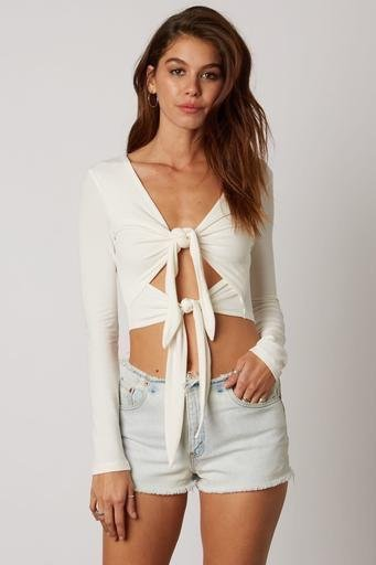 tops Daphne Crop Top