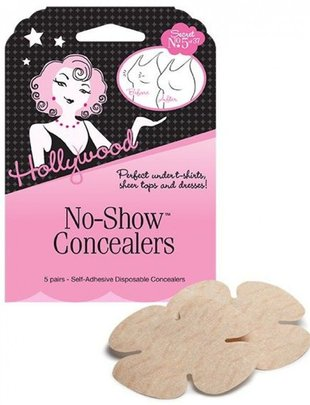 accesories No-Show Concealers