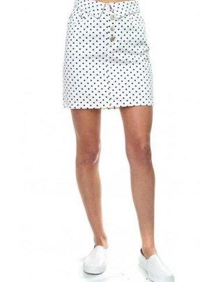 Skirt Rachel Polka Dot Skirt