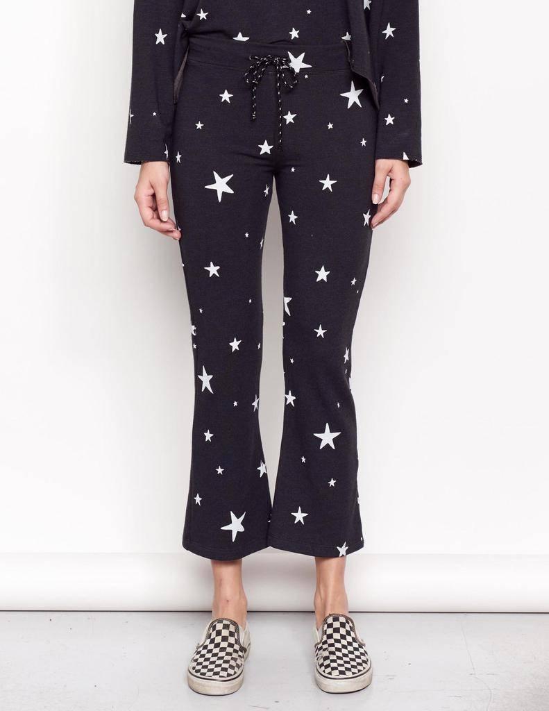 Bottoms Stars Kick Flare Pant