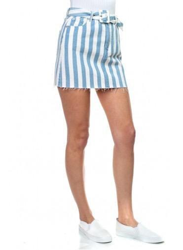 Skirt Harper Denim Skirt