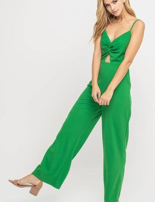 Jumpsuits Daysie Knotted Jumpsuit