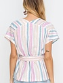 tops Dorys Belted Top