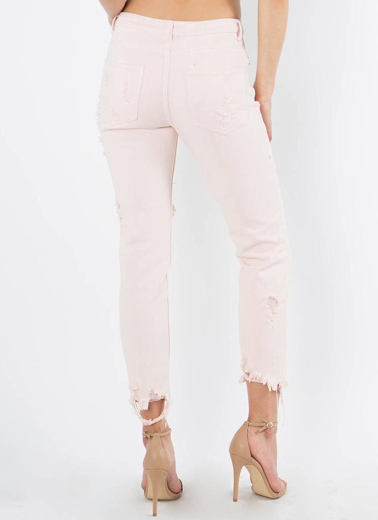 Bottoms Rosalie Distressed Pants