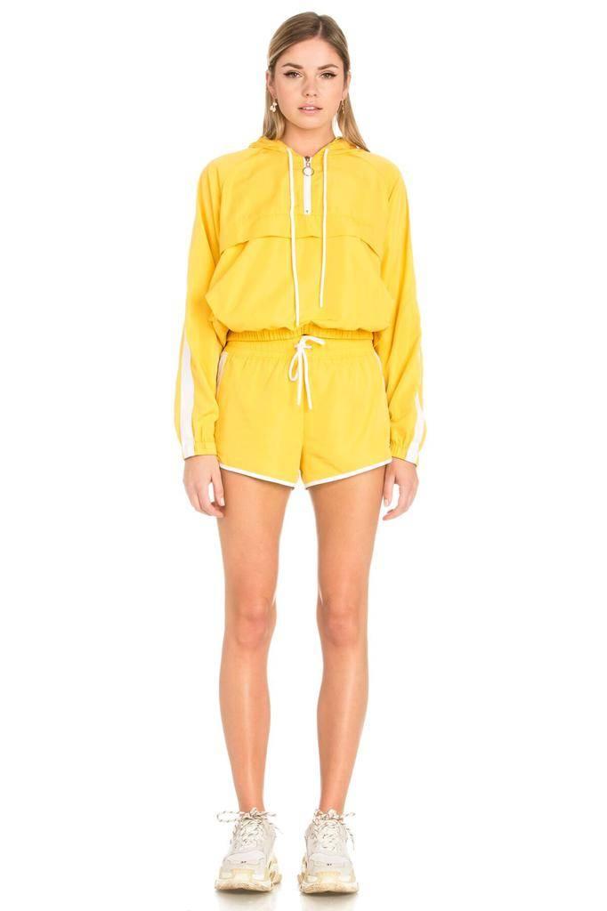 tops Catheryn Zip Up Pullover