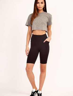 Tees Dakota Cropped Tee