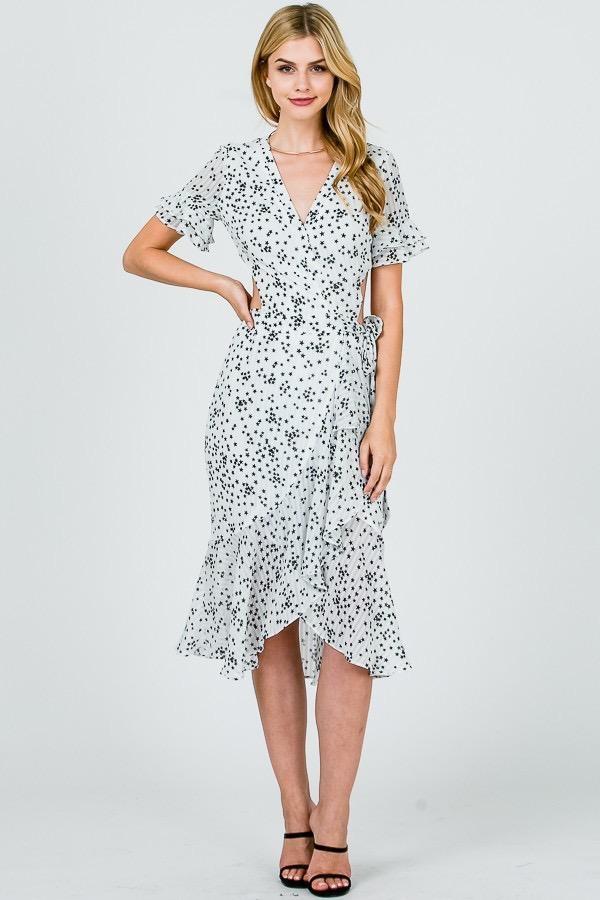 dresses Starlight Ruffle Dress