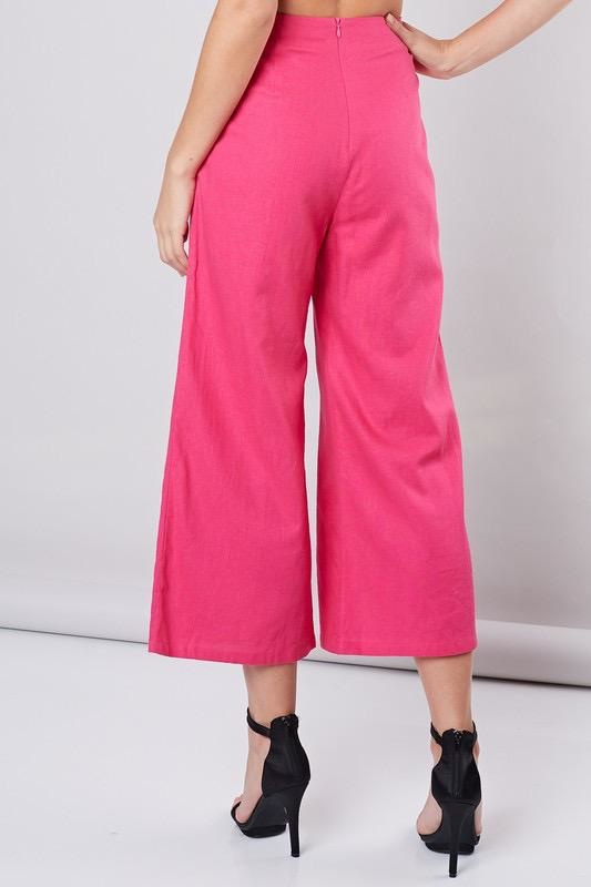Bottoms Giri Linen Pants