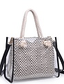 Handbags Paradise Clear Canvas Tote