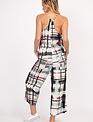 Jumpsuits Lucille Checkered Jumpsuit