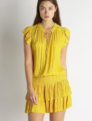 dresses Maravi Pleated Dress