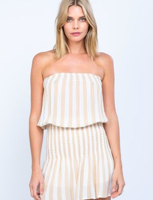 dresses Luana Stripe Dress