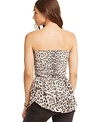 Designer Peplum Smocked Top/Skirt