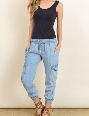 Bottoms Caprice cargo Pants
