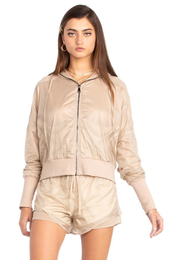jackets Pia Zip Up Hoodie