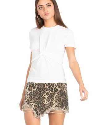 tops Darlyne Twist-Front Top