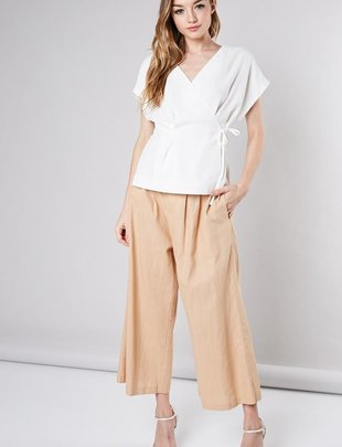 Bottoms Siena Linen Pants