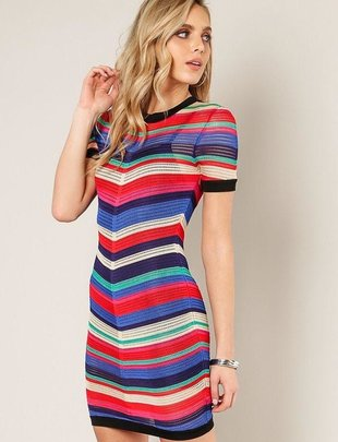 dresses Riley Rainbow Dress